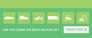 Motor oil and lubricant advisor